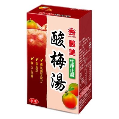 義美 酸梅湯(250ml x 24入)