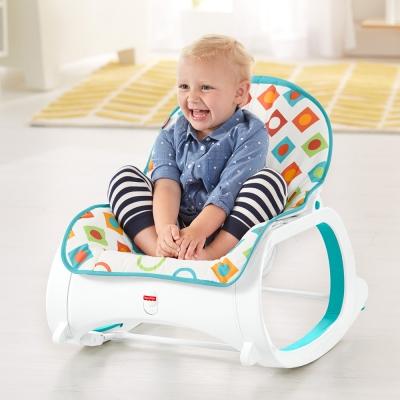 費雪 全新可攜式安撫躺椅(0M+)