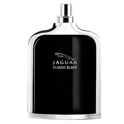 JAGUAR 積架 CLASSIC BLACK 黑尊爵男性香水100ml (TESTER)