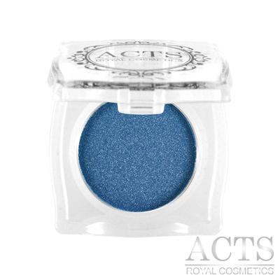 ACTS維詩彩妝 細緻珠光眼影 深丁寧藍B405