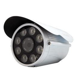 監視器攝影機 - 奇巧 AHD 720P SONY 130萬1200條雙模切換八陣列燈夜視攝影機