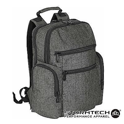 【加拿大STORMTECH】城市探險家多口袋功能後背包EPB-1-碳灰-21L