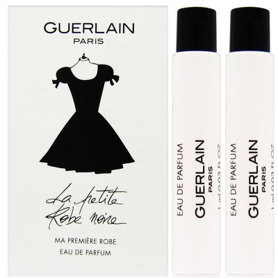 GUERLAIN嬌蘭 小黑裙淡香精針管1ml x2入
