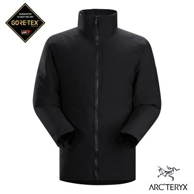 Arcteryx 始祖鳥 24系列 男 GoreTex 羽絨外套 黑