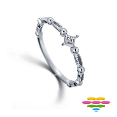 彩糖鑽工坊 小確幸系列 鑽石戒指/鑽戒
