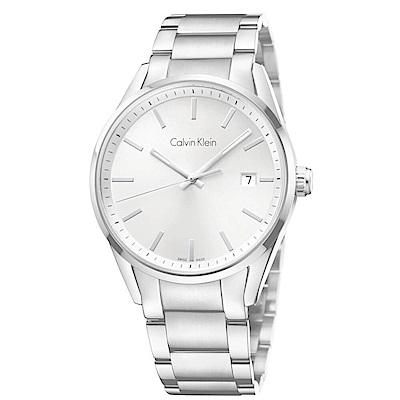 CK CALVIN KLEIN 風格系列永恆時尚手錶-43mm