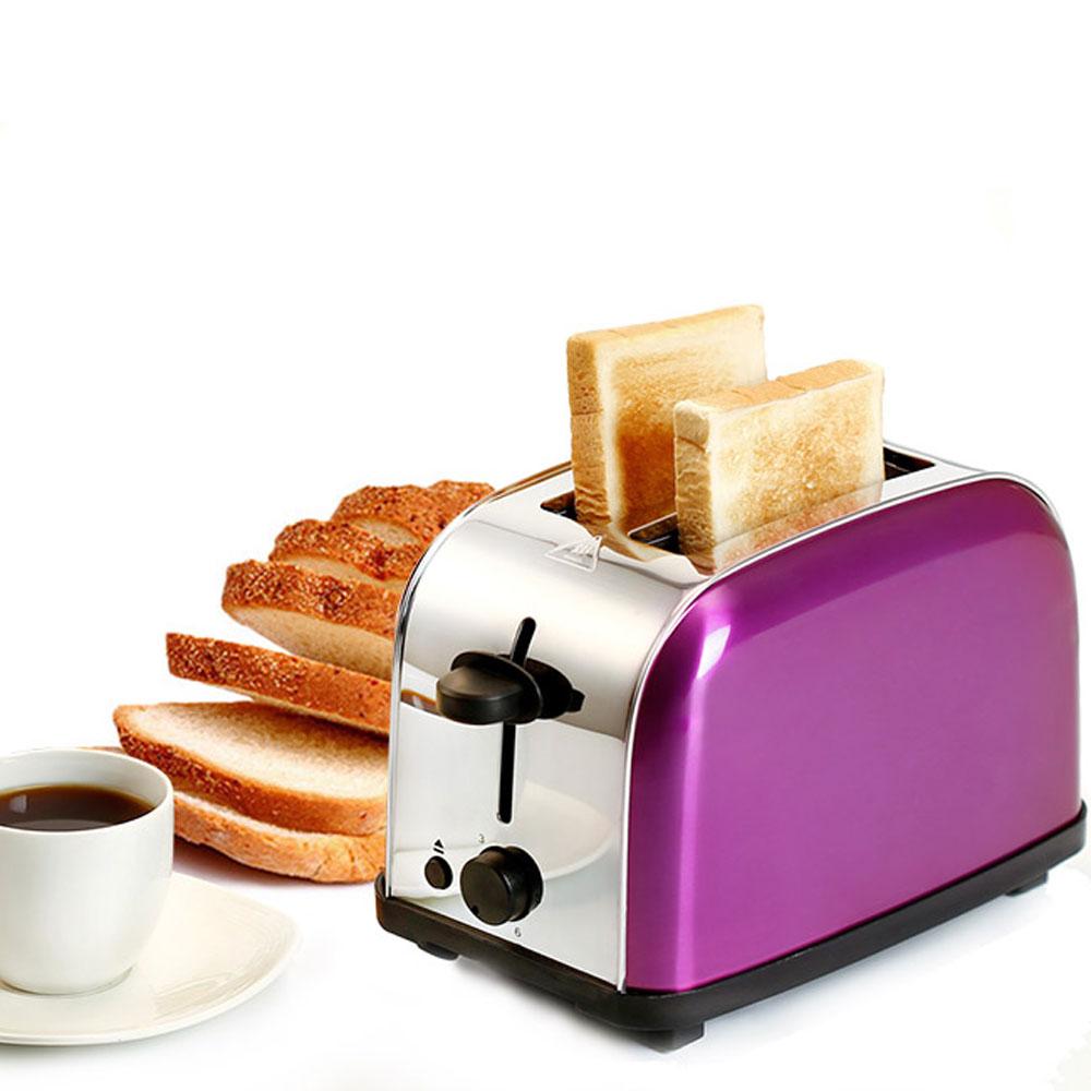 鍋寶 不鏽鋼烤土司烤麵包機(OV-580-D)紫色高雅款