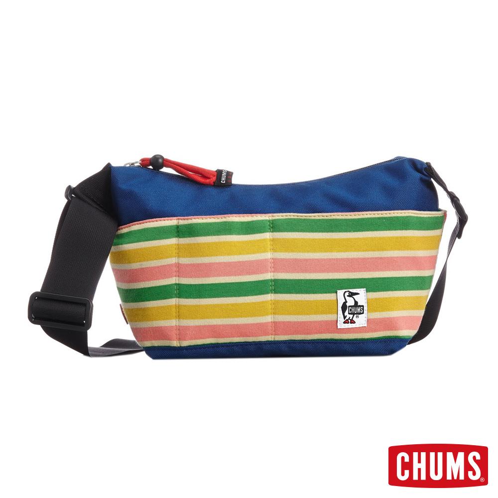 CHUMS 日本 Sweat Nylon 多口袋造型側背/斜背包 II代 彩色