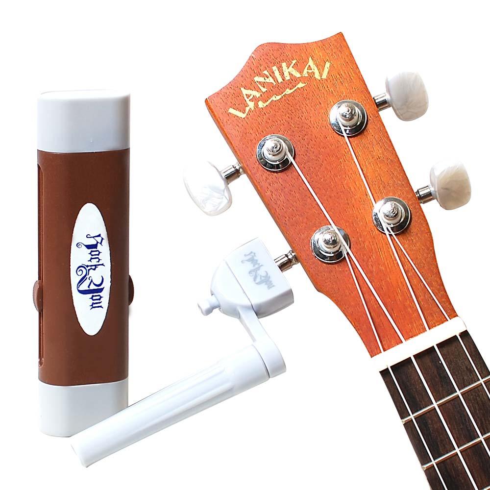 ROCK YOU 吉他 專用弦油+除鏽棉+捲弦器