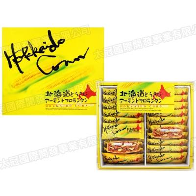 丸三 玉米杏仁酥船型餅乾禮盒(150g)