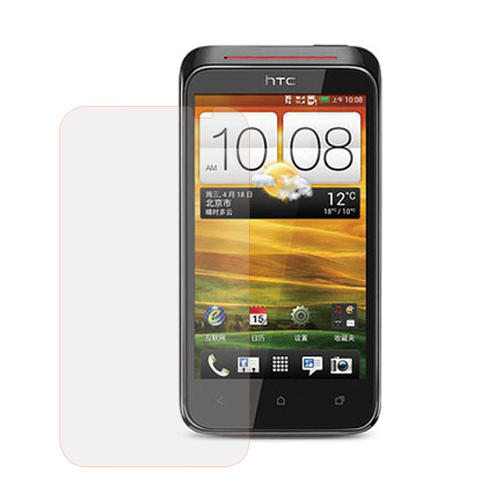 VXTRA HTC Desire VC T328D高透光亮面耐磨保護貼