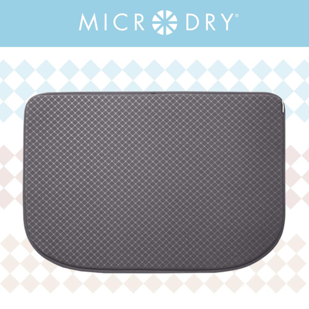 MICRODRY 網紋多功能地墊-品味灰(F)