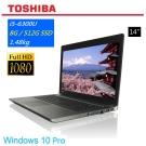 TOSHIBA Z40-C-03501J 14吋筆電 (i5-6300U)