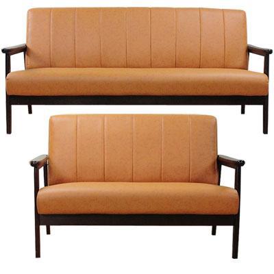 【YKSHOUSE】奈良木作2P+3P沙發椅