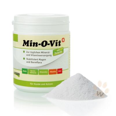 德國家醫ANIBIO Min-O-Vit每日健維他粉160g 1入