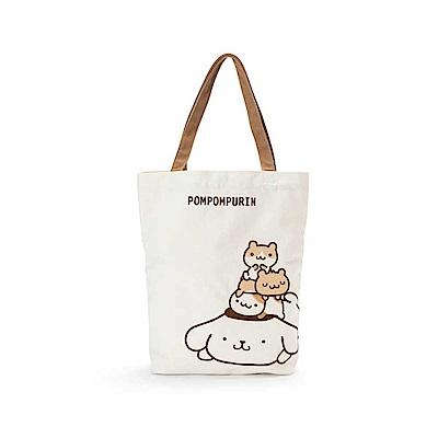 Sanrio 布丁狗永遠在一起系列帆布手提袋