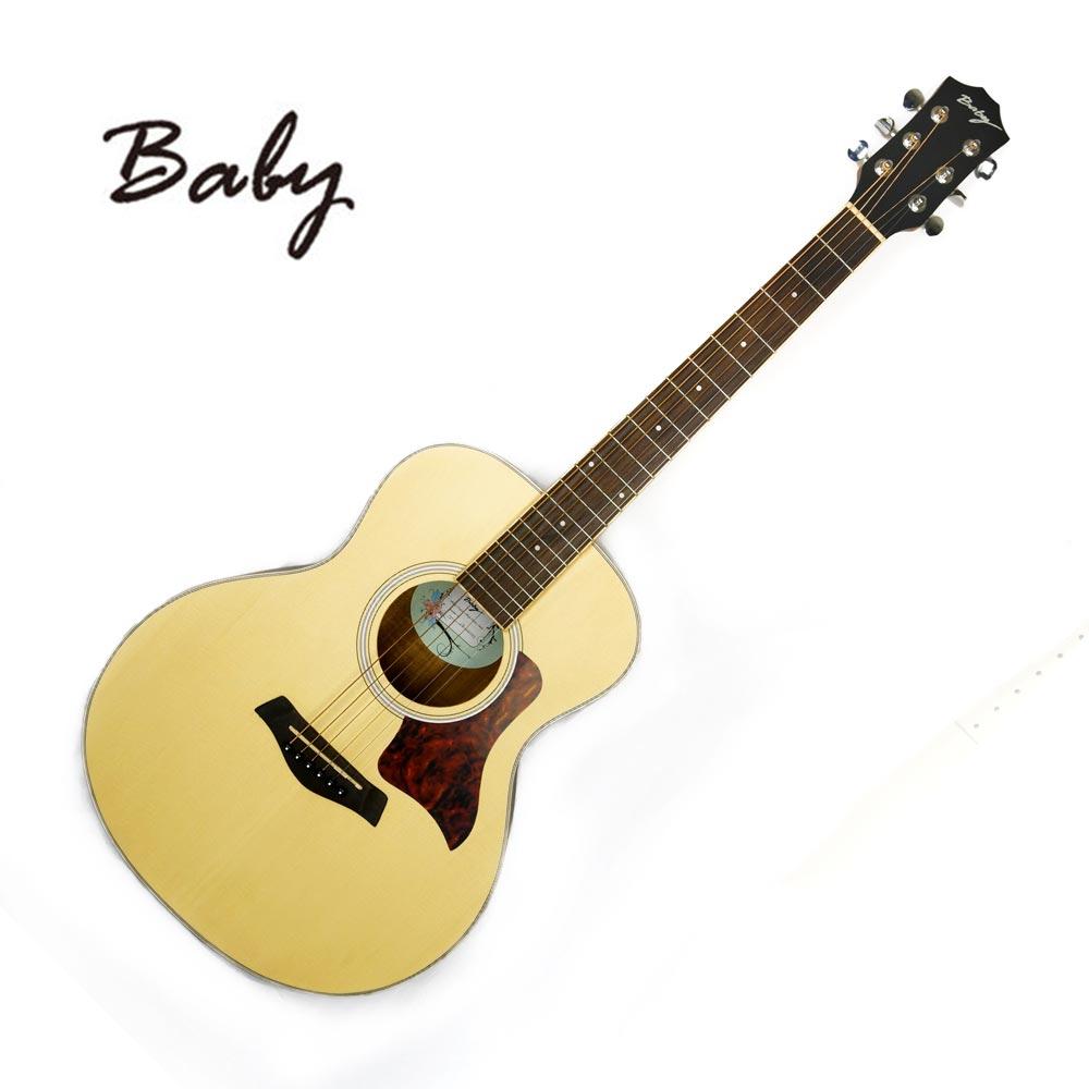 BABY GW140NS 36吋旅行民謠吉他 原木色