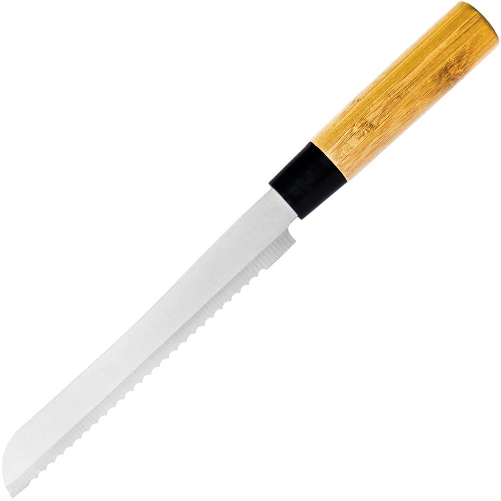 EXCELSA Oriented竹柄鋸齒麵包刀(20cm)