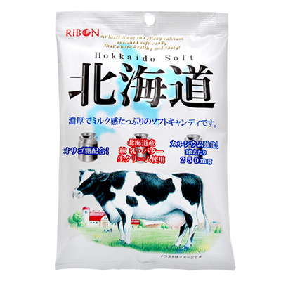 Ribon-北海道超軟牛奶糖-110g