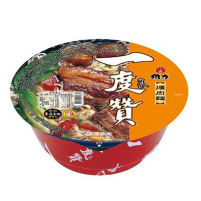 維力 一度贊爌肉口味碗麵(200g)