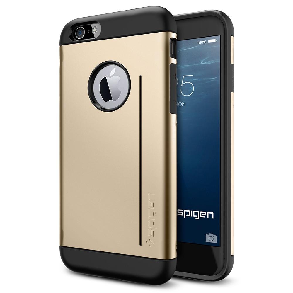 SPIGEN iPhone6 (4.7 ) Slim Armor S 雙層護盾超薄保護殼