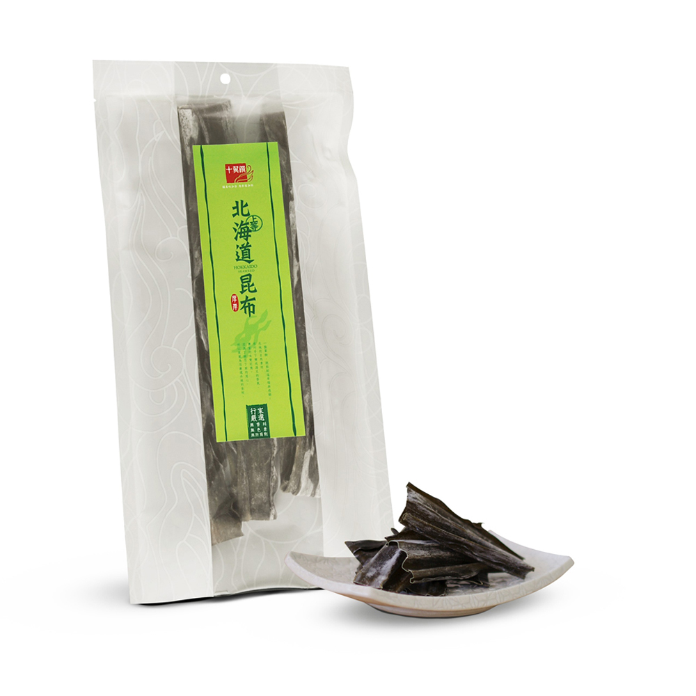 十翼饌 上等北海道厚岸昆布(170g)