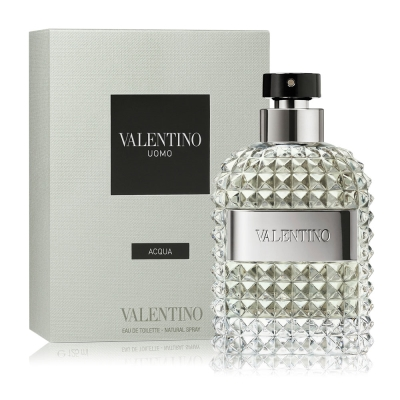 Valentino Uomo 迷漾男性淡香水75ml-加贈隨機小香