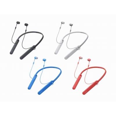 SONY 無線藍牙頸掛入耳式耳麥WI-C400