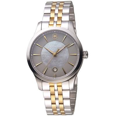 維氏 VICTORINOX ALLIANCE 腕錶系列 -雙色/35mm