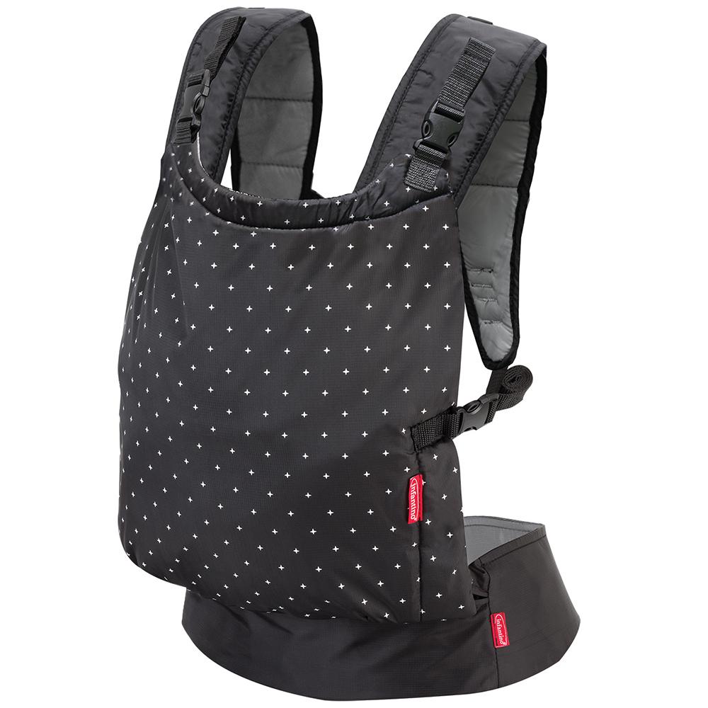 美國 Infantino ZIP TRAVEL CARRIER 酷收納背巾