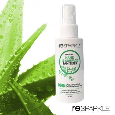 澳洲reSPARKLE 綠思寶-隨身免沖洗抗菌噴霧(乾洗手)