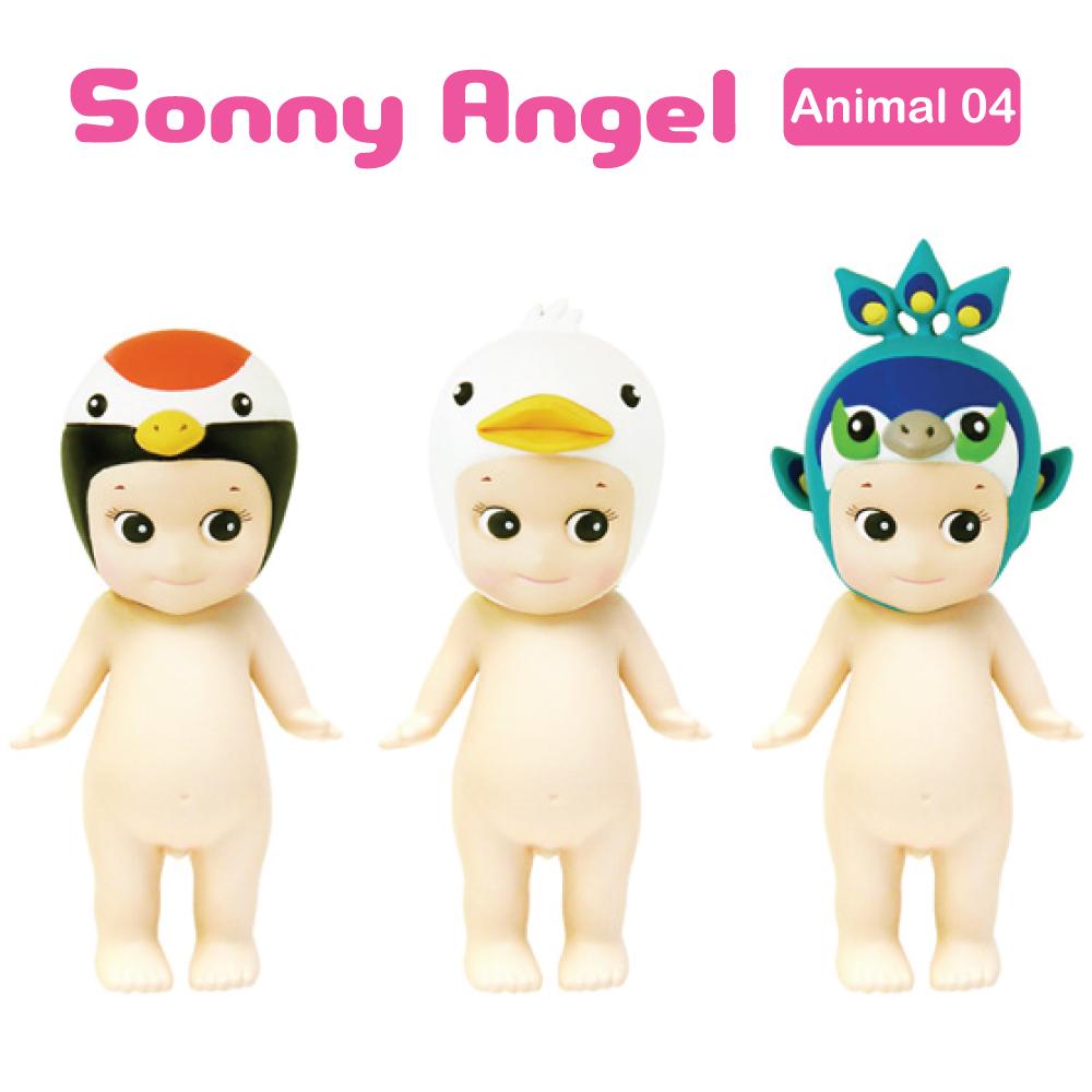 日本Sonny Angel 經典動物系列 Version.4 盒玩公仔(單入)