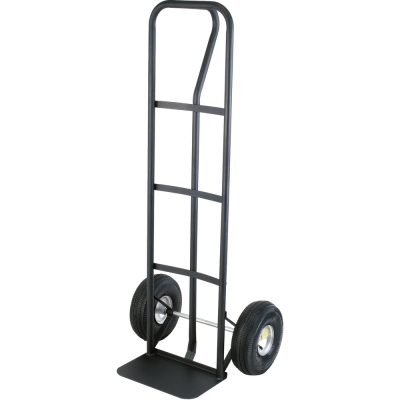 COLOR 鐵製雙輪手推車(黑砂)