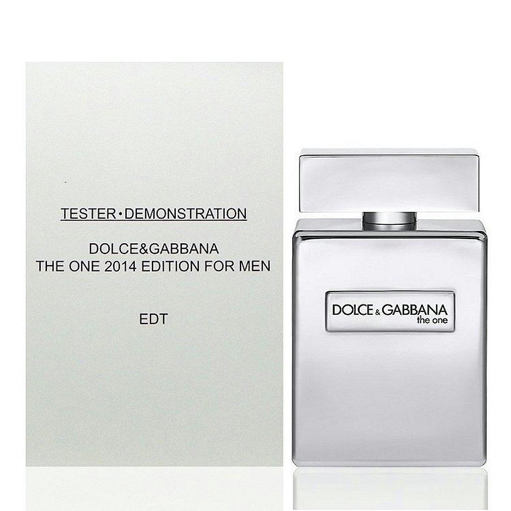 Dolce & Gabanna 為我限量版男性淡香水 100ml Tester