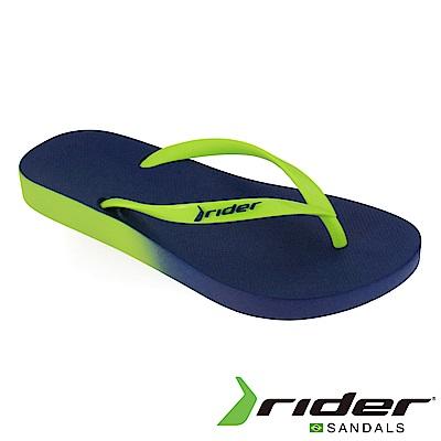 Rider 巴西 女 RIO FEM 流行夾腳鞋(藍綠漸層)