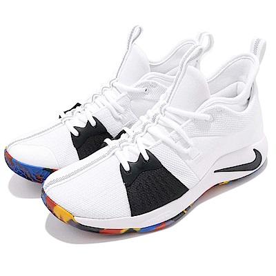 Nike 籃球鞋 PG 2 TS EP 運動 男鞋