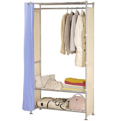 巴塞隆納-W 3 型 90 公分衣櫥架