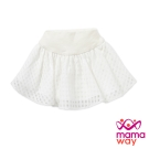 mamaway媽媽餵 BABY時尚平織格紋裙(共2色)