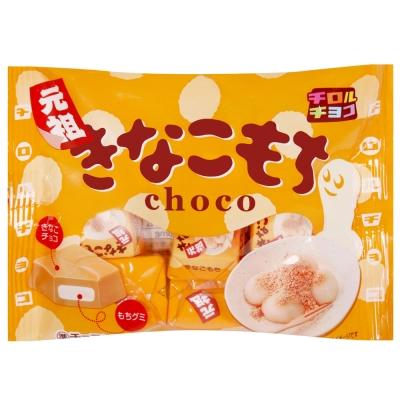 松尾 黃豆麻糬巧克力7枚(49g)