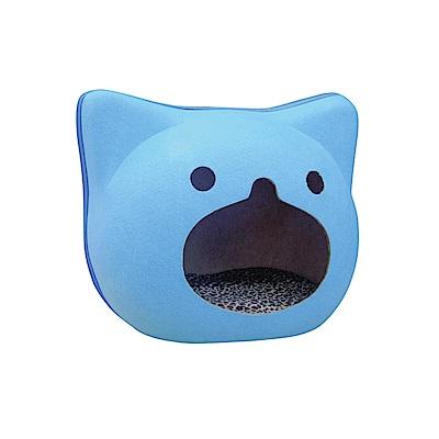 MDOBI摩多比-貓丸家 犬貓用 拉鍊毛氈窩(俏麗貓款)
