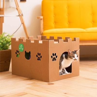 【喵屋】城堡貓屋