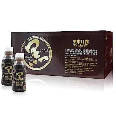 大漢酵素 有機酵素黑木耳露350ml(24瓶)