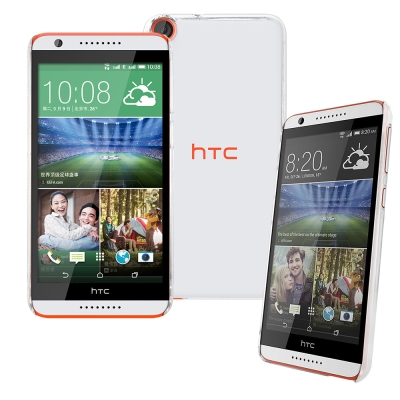 Simply Design HTC Desire 820高抗刮PC透明保護殼