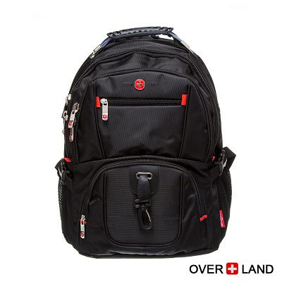 OVERLAND-美式十字軍x圓桌武士機能款筆電後背包