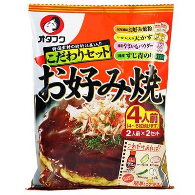 OTAFUKU廣島大阪燒組合包245.6g