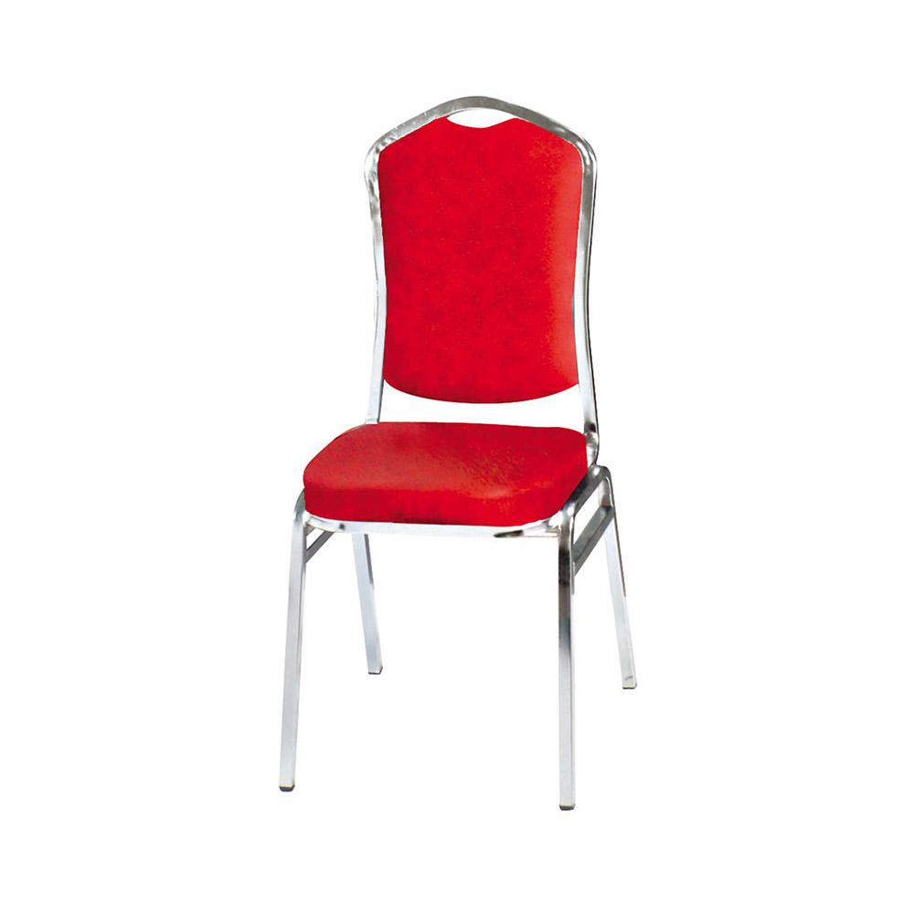 H&D 紅雲彩富士椅 (寬43X深48X高94cm)