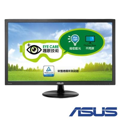 ASUS VP247H 24型 極速反應電腦螢幕