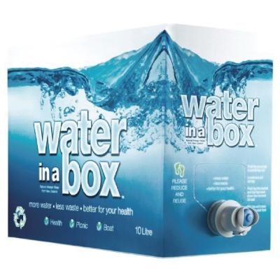 紐西蘭Water in a Box 天然火山岩礦泉水(10L)
