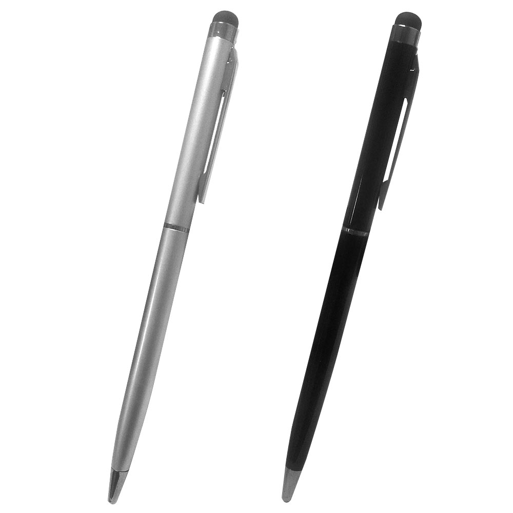 iPad / 三星 / ASUS /平板電腦 雙效可書寫(單色)電容式觸控筆