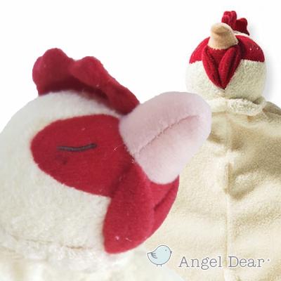美國 Angel Dear 動物嬰兒安撫巾 (小公雞)